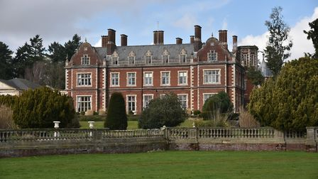 Lynford Hall. Picture: Sonya Duncan