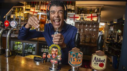 The Chase is offering free pints to football fans watching the World Cup, including a beer by Chris