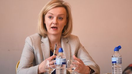 Elizabeth Truss MP will speak at the launch of the Breckland Busienss Forum. Picture: Ian Burt