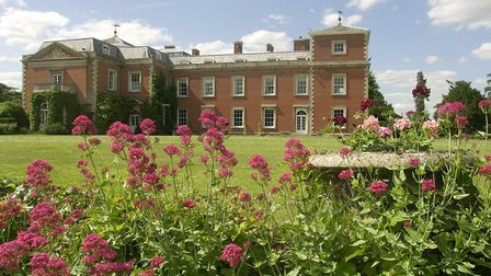 Euston Hall will open to the public in aid of the British Red Cross. Picture: Denise Bradley