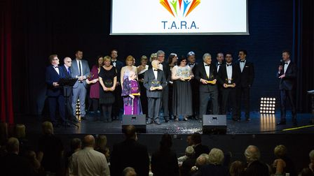 Winners of the TARA awards 2018. Photo: Claire Osterberg Photography