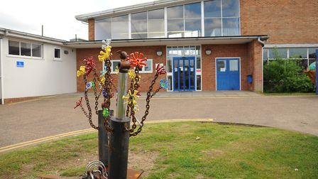 The Charles Burrell Centre. Picture: Denise Bradley