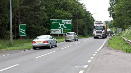 Motorists are being invited to view changes to the A11 Fiveways roundabout Picture: HIGHWAYS ENGLAND