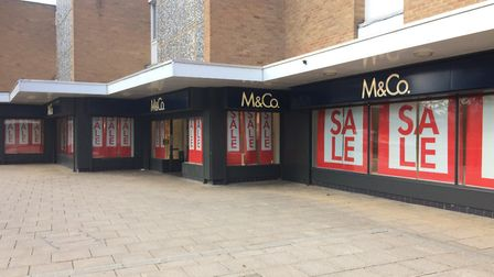 M&Co in Thetford. Picture: Rebecca Murphy