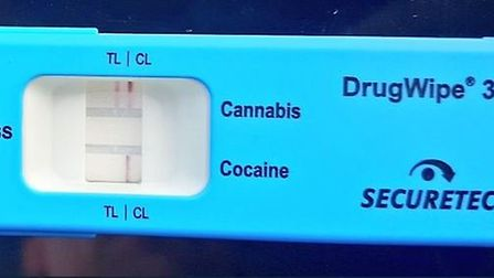 A driver was arrested by police on the A11 at Thetford on suspicion of drug driving. Picture: Sgt Ch
