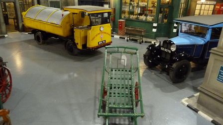Bressingham Steam Museum's Dad's Army exhibition. Picture: Archant Library