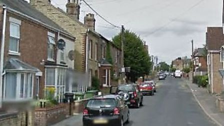 Old Croxton Road in Thetford. Picture: Google Maps