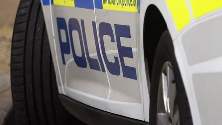 Police arrested a driver on the A11 for a positive drug test who had been taking his pregnant girlfr