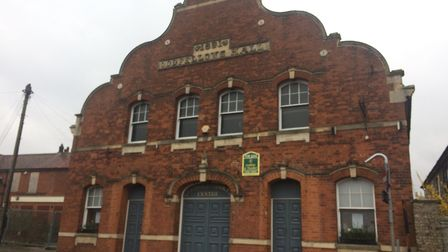 Oddfellows Hall, the former home of Thetford Snooker Centre, could be turned into flats. Picture: Re