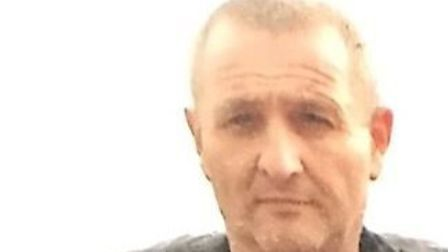 Balys Zemaitis, who is missing, from Thetford. PHOTO: Norfolk Constabulary