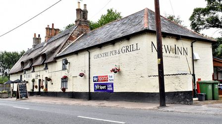 The New Inn in Hockwold cum Wilton, near Thetford, has welcomed new licensee Patricia Fry. Picture: