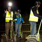 After dark Segway adventures are coming to Thetford Forest. Picture: Go Ape