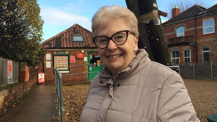 Joyce Welford partially chose East Harling due to its medical facilities. Now the dentist has shut,