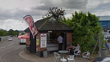 Mr Pat's Diner was one of two cafes burgled in the last few days. Picture: Google