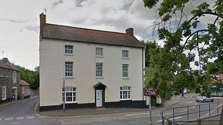 The building, a former B&B, could become a new boarding house for Thetford Grammar School students.
