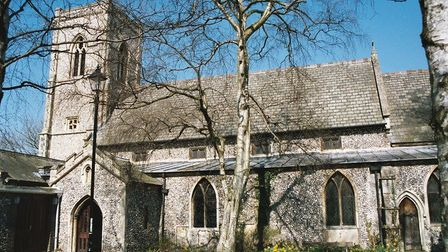 St Cuthbert's church in Thetford has received a £20,000 grant. Picture: The National Churches Trust