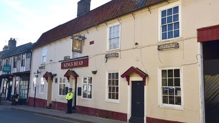 The Kings Head Pub in Thetford. Picture: Sonya Duncan