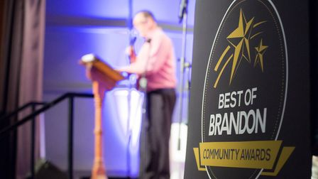 The Best of Brandon awards recognised the town's unsung heroes. Picture: Brightstar Designs & Photog