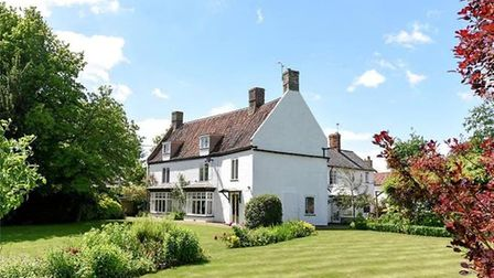 9 Lodge Road in Feltwell, which was the second most expensive house sold in the Thetford area in 201