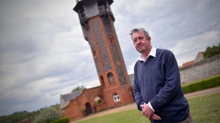Stuart Holmes-Smith has lived on the estate for over 40 years and previously worked at the Kilversto