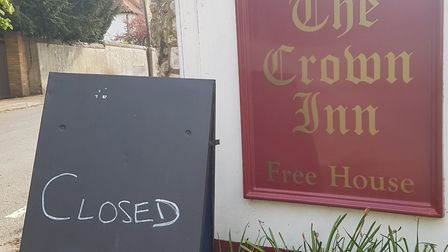 The pub has been closed for almost two years. Picture: Marc Betts