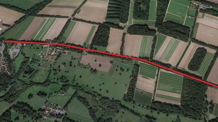 The limit limit in Norwich Road could be extended. Picture: Google