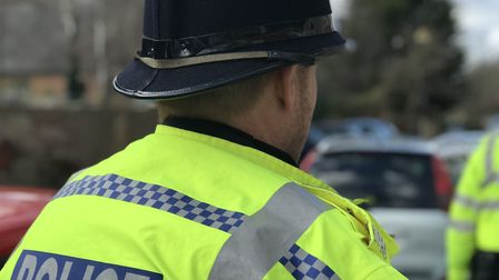 Police are appealing for information after cars were set on fire in Thetford. Picture: Neil Perry