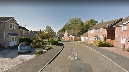 Canons Close in Thetford. Picture: Google