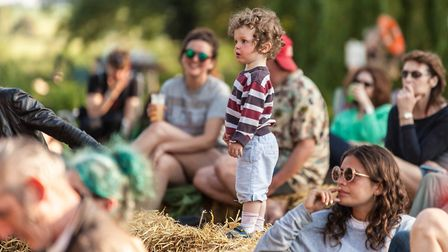 The festival welcomes music lovers of all ages. Picture: Red Rooster Festival
