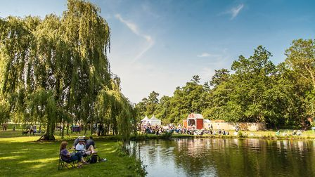 The Red Rooster festival is returning to Euston Hall