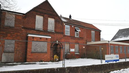 Thetford Cottage Hospital. Picture: Sonya Duncan