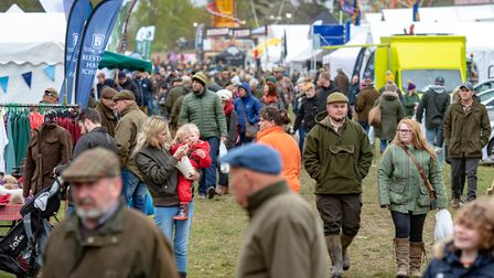 The Euston Show will be taking place on June 19. Picture: Steve Adams