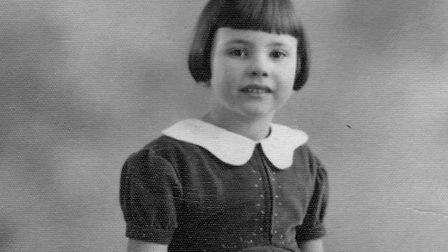 Patricia Cupit was murdered when she was six-years-old in Norfolk. Picture: Cupit family