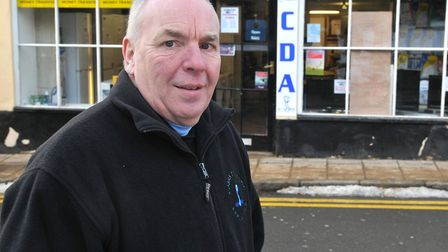 Roy Brame is the owner of Cobra Domestic Appliances. Picture: Archant
