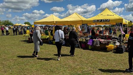 The Snetterton Dogs Trust Fun Day raised more than £10,000 for charity. Picture: Dogs Trust