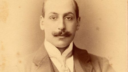 Prince R Frederick Duleep Singh 1895. Picture: Essex Cultural Diversity Project