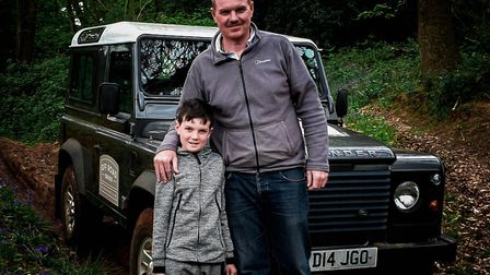 Youngsters from the age of 10 will be able to get behind the wheel. Picture: Jane Collier