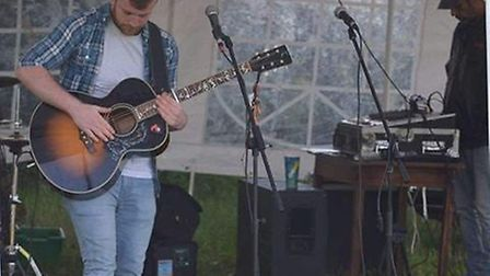 Curtis Cronin will be performing at All Out Music Festival. Picture: Curtis Cronin