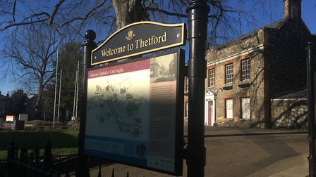 Thetford Town Council made the decision at King's House at the full council meeting. Picture: Conor
