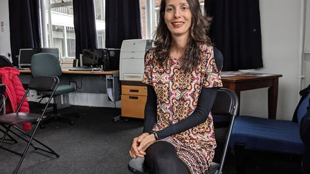 Julisa Vargos has set-up her own website to teach English, Spanish and Portuguese. Picture: Archant