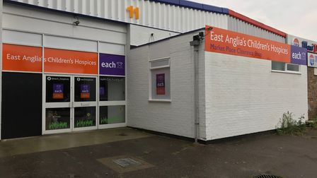The site of the new EACH store in Thetford. Picture: EACH