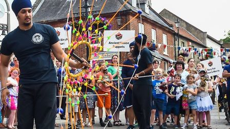 The Festival of Norfolk and Punjab is coming to a close. Picture: Archant