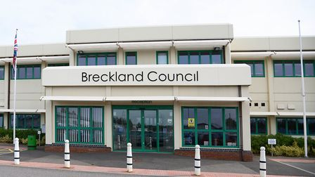 A female officer of Breckland Council has been apologised to after an incident with a councillor Pic