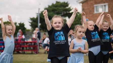 The Charles Burrell Centre's Community Day 2019. Photo: Victoria Plum