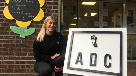 Ashley Smith has started her very own dance school at the Abbey Neighbourhood Centre in Thetford. As