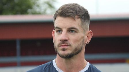 New Thetford Town manager Matt Morton Picture: CLUB