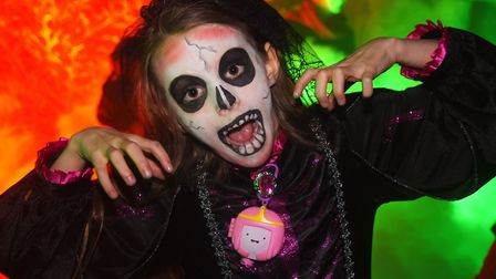 Here are Halloween events going on in South West Norfolk and Suffolk . Picture: DENISE BRADLEY