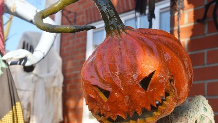 Here are Halloween events going on in South West Norfolk and Suffolk. Picture: Nick Butcher