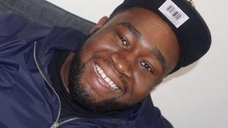 David Lawal, 25, was murdered in Thetford. Picture: Norfolk Constabulary