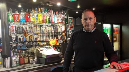 Steve Bull is the new owner of ICE Nightclub in Thetford. Picture: Archant